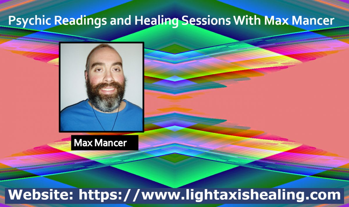 Best Psychic Reader in Adelaide | Max Mancer | Best Spiritual Healer in Adelaide