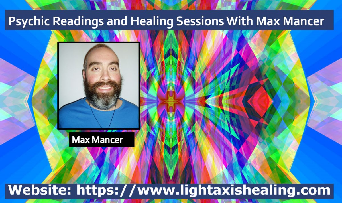 Best Psychic Reader in Canberra | Max Mancer | Best Spiritual Healer in Canberra