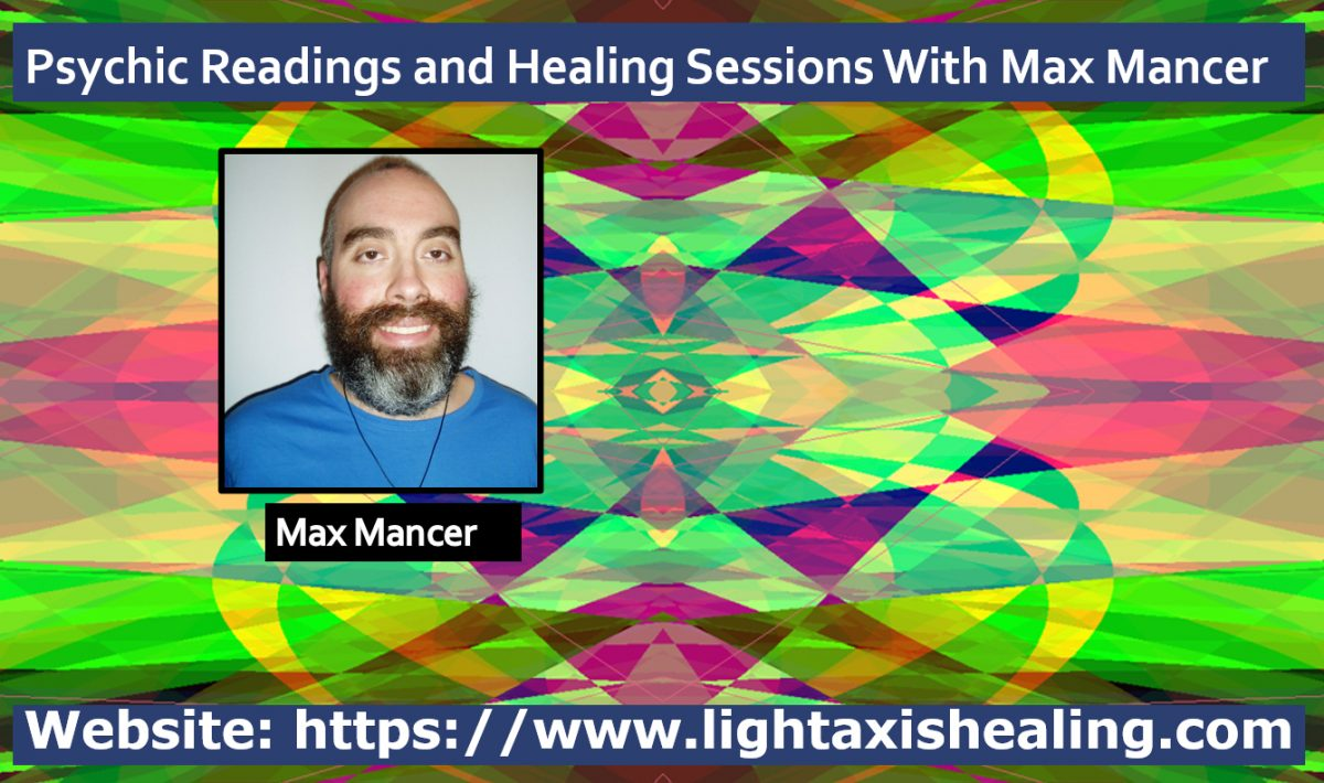 Best Psychic Reader in London | Max Mancer | Best Spiritual Healer in London
