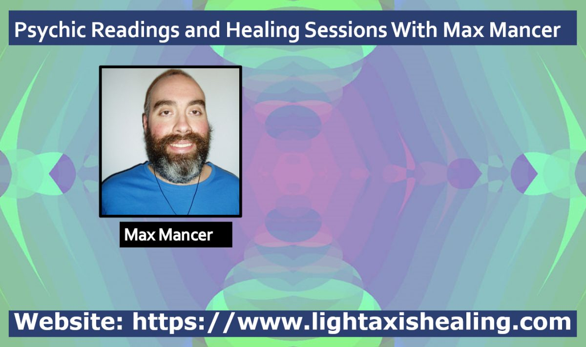 Best Psychic Reader in Melbourne | Max Mancer | Best Spiritual Healer in Melbourne