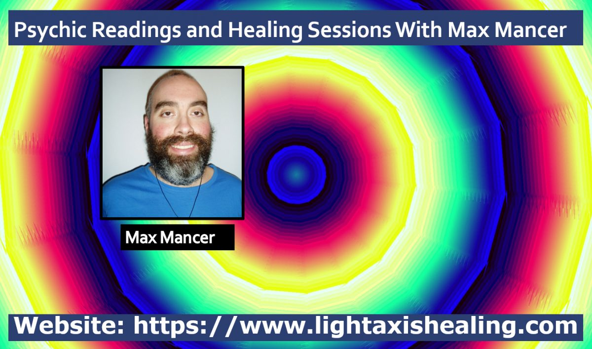 Best Psychic Reader in New York | Max Mancer | Best Spiritual Healer in New York