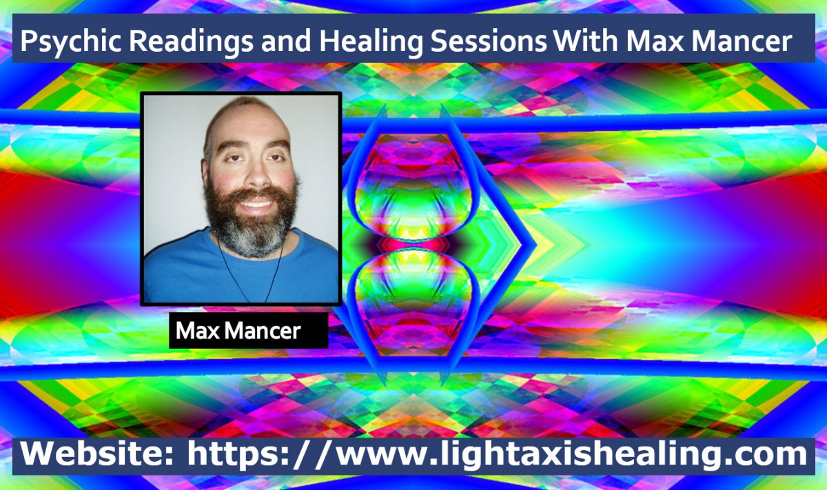 Best Psychic Reader in Phoenix | Max Mancer | Best Spiritual Healer in Phoenix