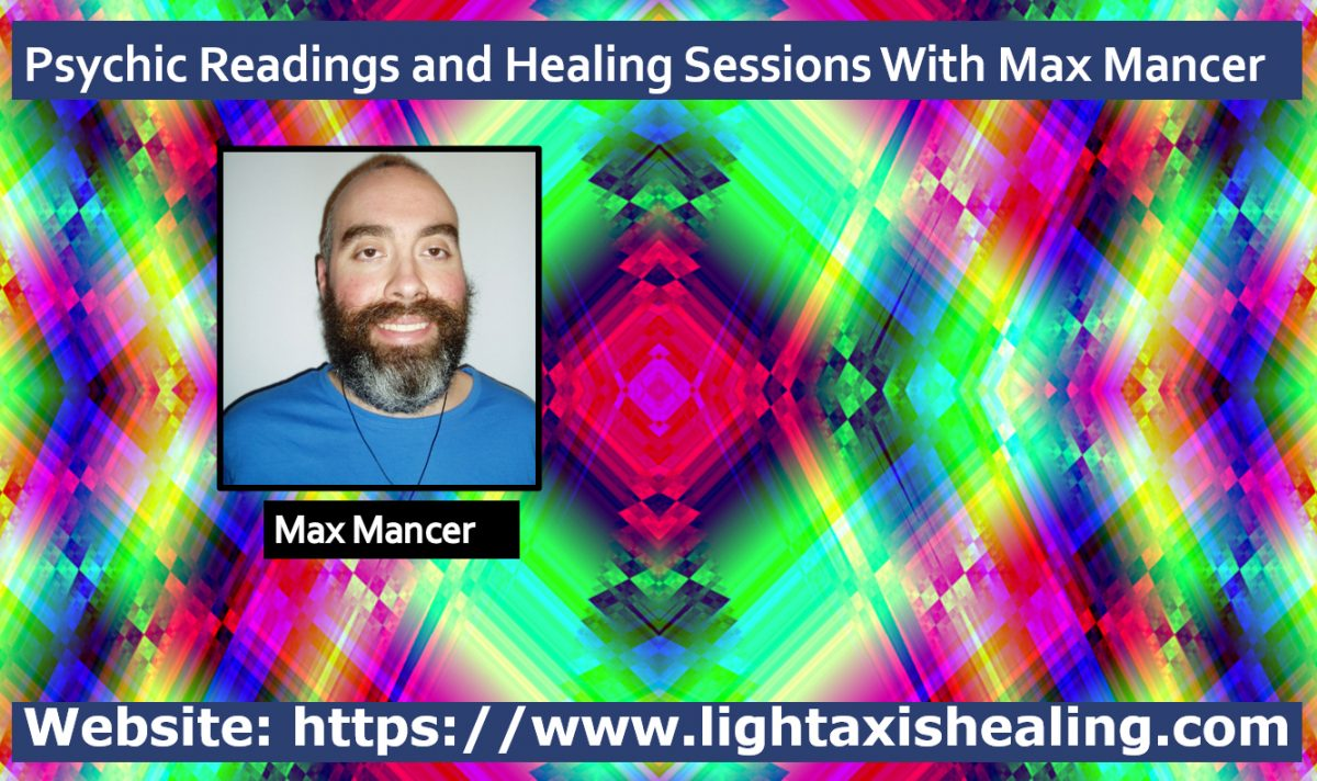 Best Psychic Reader in San Jose | Max Mancer | Best Spiritual Healer in San Jose